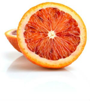 blood orange from Greece
